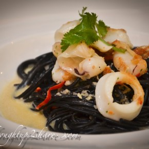 Affordable Italian Cuisine @ Silver Spoon, Publika