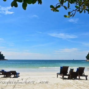 C ♥ C Mini Moon: Pangkor Laut Resort Day 2 & 3