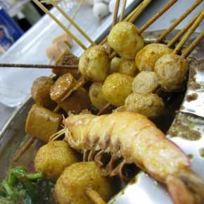 Malaca Trip Part 2: Satay Celup & Famous ABC