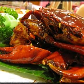 I Love Crabs!