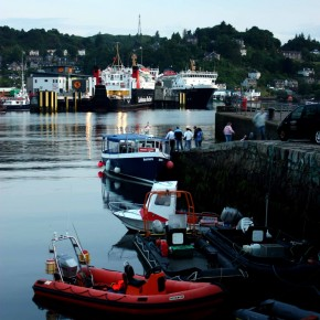 Come discover Oban, Argyll @ Scotland, UK