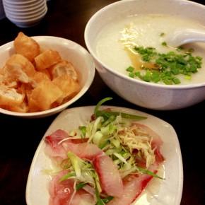 Hon Kee Porridge 汉记靓粥 @ Damansara Utama