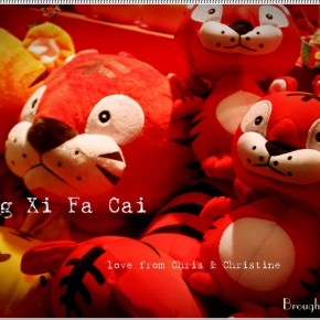 Gong Xi Fa Cai & Happy V-Day !