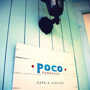 POCO Handmade, Café & Atelier @ Lorong Kurau, Bangsar