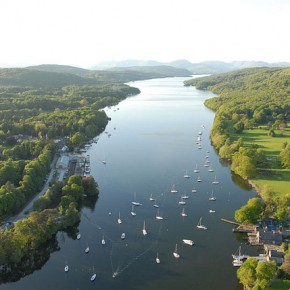 Windermere, Lake District @ Cumbria, England - 2 days 1 night