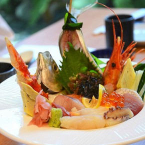 Kin Shui Tei Japanese Restaurant @ Tropicana Golf & Country Resort - Leave the worries of Radiation behind!