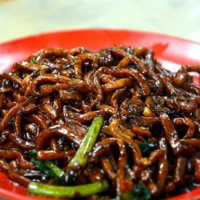 Aik Yuen Restaurant @ Off Jln Pahang Barat, Setapak : Famous Hokkien Mee