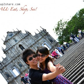 Hong Kong-Macau 5D4N: Eat > Shop > See Itinerary