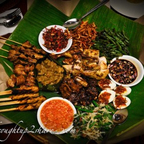 The Uma Balinese Restaurant @ Kota Damansara