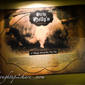 Dirty Nelly's Cafe & Bistro @ Damansara Jaya: Sounds Like a Plan!