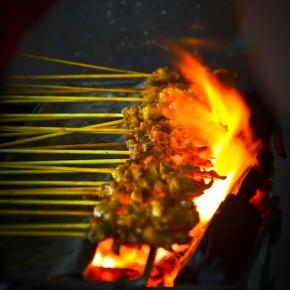 Malacca Food Trip: Kedai Satay Xiang Ji @ Jalan Portugis