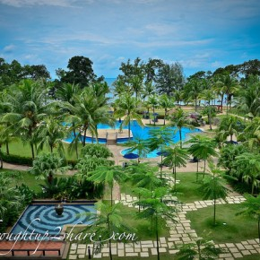 Pulai Desaru Beach Resort & Spa, Kota Tinggi Johor