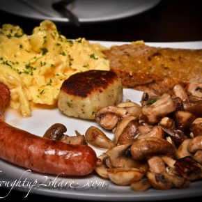 Antipodean Cafe @ Bangsar: The Big Birthday Breakfast!