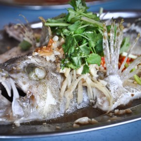 Han Lim Seafood Restaurant 翰林海鲜饭店 @ Taman Midah, Cheras