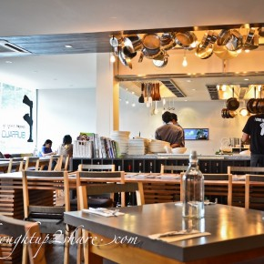 F Concept Dining by Buffalo Kitchens @ Bangsar Baru, KL