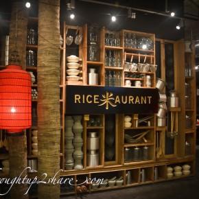 Rice米aurant @ Bangsar Village 2