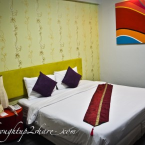 Bangkok Stay: Baiyoke Boutique Hotel