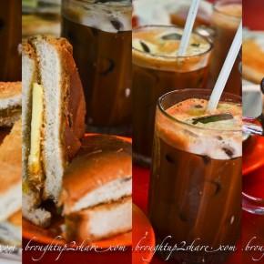 Ah Weng Kor Hainanese Coffee @ Imbi Market