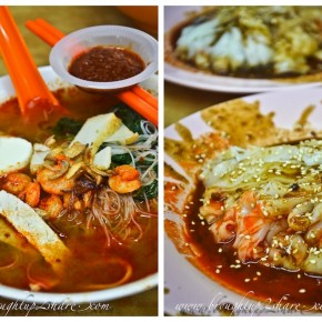 33 Kopitiam @ Tmn Connaught, Cheras: Yummy Chee Cheung Fun + Prawn Noodle