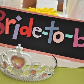 Croisette Café @ Bangsar: The Bridal Shower!