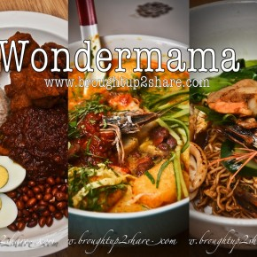Wondermama Restaurant & Cafe @ Bangsar Village 1