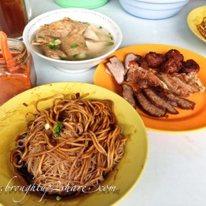 Wong Kee Restaurant @ Kajang: 20 years of Porky Experience!