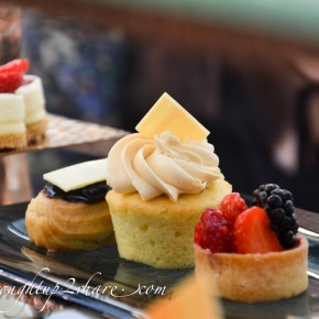 Afternoon Tea @ The Orchid Room, Tea Lounge @ The Majestic Hotel, KL