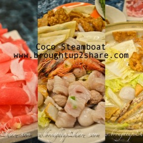 Coco Steamboat @ Old Klang Road