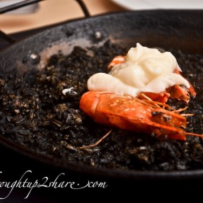 Cava Restaurant and Bar @ Jalan Bangkung, Bangsar: Relaunch of Spanish Tapas