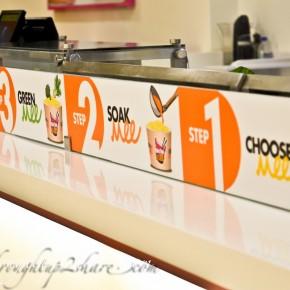 OneTonMee @ Hartamas Shopping Centre, KL