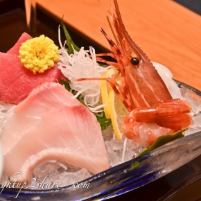 Enju Japanese Restaurant @ Prince Hotel & Residences: KL Restaurant Week Menu
