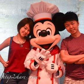 Hong Kong Disneyland Restaurants: Fill your Appetite Magically!