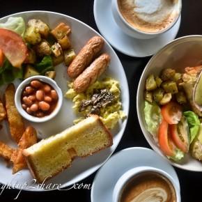 That Latte Place @ Persiaran Ritchie, Off Jalan Ampang Hilir, Kuala Lumpur