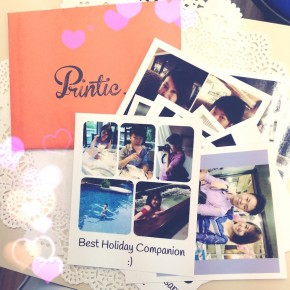 Printic: Print & Share your HD-Polaroid Memories!