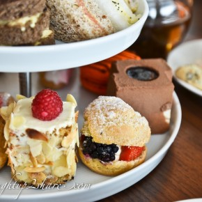 Afternoon Tea @ The Lounge, Hilton KL