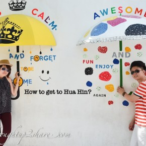 How to get to Hua Hin from Bangkok?