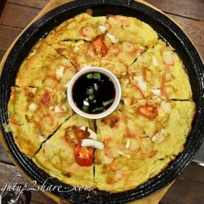 Paniya Korean Restaurant @ Solaris Mont Kiara, Kuala Lumpur