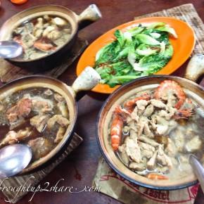Yikee Seafood Bak Kut Teh 裕记海鲜肉骨茶 @ Tanjung Sepat