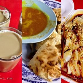 Mamak Panjang & Curry Chee Cheung Fun @ Batu 11, Cheras
