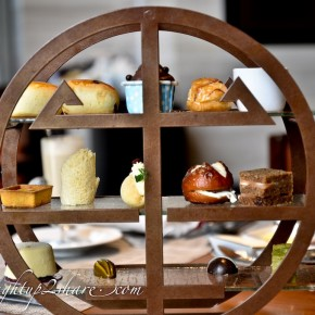 Afternoon Tea @ Lounge on the Park, Mandarin Oriental KL