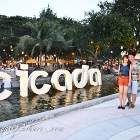Cicada Market @ Hua Hin, Thailand