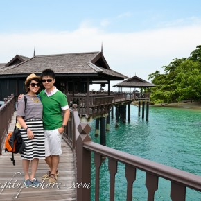 Pangkor Laut Resort Day 1: C ♥ C BabyMoon & Uncle Lim's Special Birthday Feast Preview