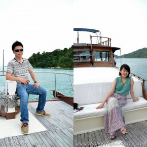 Pangkor Laut Resort Day 2: Emerald Bay, Chapman's Bar & Fisherman's Cove
