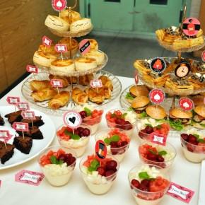The Bridal Shower: Yen's Tea Party @ Le Moon's, Jade Hill Kajang