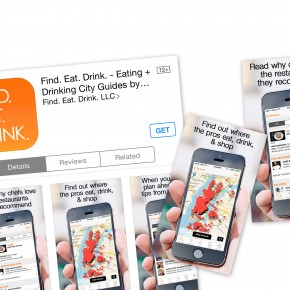Know Exactly Where to Eat with Find. Eat. Drink.