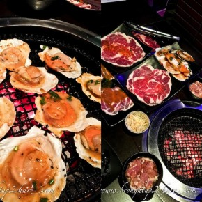 Rocku Yakiniku Buffet – Japanese Charcoal Grill @ Pavilion KL