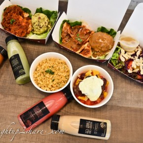 Epic Fit Meals Co: Fit Meals Delivery @ Damansara Perdana, PJ