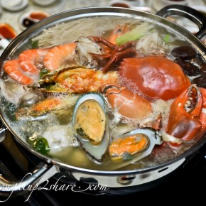 Steamboat Promotion & Dim Sums @ Lai Ching Yuen, Grand Millenium KL