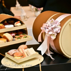 Elegant Afternoon Tea Box @ Majestic Kuala Lumpur