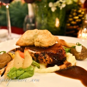 Festive Cheer @ The Majestic Hotel, KL: Christmas & New Year Menu